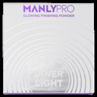 Пудра-хайлайтер компактная матовая Manly PRO Inner Light HP01 8,5г