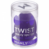 Спонж многофункциональный для растушевки Manly PRO Twist лимитированный выпуск СП17