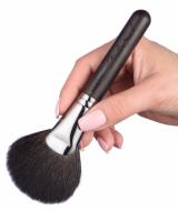 Большая плоская веерная кисть для сухих текстур (лимитированный выпуск) Manly PRO TT1